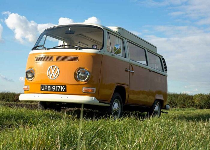 Betty Campervan
